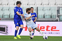 Cristian Bugatti Andrea Pirlo during the charity football hearth match between Singers national Team and Champions for the medical research at Juventus Stadium in Torino (Italy), May 25th, 2021. Photo Daniele Buffa / Image Sport / Insidefoto