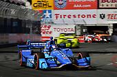 2017 Verizon IndyCar Series<br /> Toyota Grand Prix of Long Beach<br /> Streets of Long Beach, CA USA<br /> Sunday 9 April 2017<br /> Scott Dixon<br /> World Copyright: Scott R LePage/LAT Images<br /> ref: Digital Image lepage-170409-LB-8882