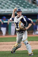 Bryce Harper, College of Southern Nevada, playing one of his first college games against Gateway Community College at Hohokam Stadium, Mesa, AZ - 02/03/2010..Photo by:  Bill Mitchell/Four Seam Images.