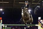 Rolf-Göran Bengston, sweddish ridder, on Quintero La Silla, first round