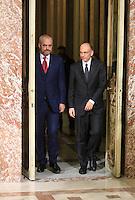 20131212 ROMA-ESTERI: LETTA INCONTRA IL PRIMO MINISTRO ALBANESE RAMA