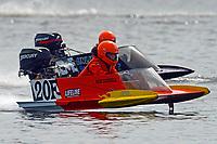 20-F and 99-E   (Outboard Hydroplanes)