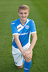 St Johnstone Academy Under 17's…2016-17<br />Cameron Ballantyne<br />Picture by Graeme Hart.<br />Copyright Perthshire Picture Agency<br />Tel: 01738 623350  Mobile: 07990 594431