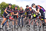 Members of the Chain gang cycling club Jennifer Crowley, Brendan O'Connor, Christo Murray, James White, Brenda Conway and Ken Keohane Pictured at the launch of the Chain gang cycling sportives which take place on Saturday 14th September.