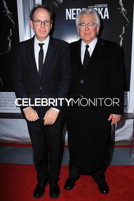 "NEW YORK, NY - NOVEMBER 06: Albert Berger, Ron Yerxa New York Special Screening of Paramount Pictures' ""Nebraska"" held at Paris Theater on November 6, 2013 in New York City. (Photo by Jeffery Duran/Celebrity Monitor)"
