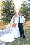 Rebecca Langner and Brian Buck's October 12, 2013 Vacaville wedding at Pippo's Ranch.
