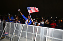 MIRAMAR, FL - JULY 04: People enjoy the concert and watch fireworks during the 4th Of July Independence Day Concert and Fireworks Display at Miramar Regional Park Amphitheater on July 4, 2021 in Miramar, Florida. ( Photo by Johnny Louis / jlnphotography.com )