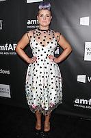 HOLLYWOOD, LOS ANGELES, CA, USA - OCTOBER 29: Kelly Osbourne arrives at the 2014 amfAR LA Inspiration Gala at Milk Studios on October 29, 2014 in Hollywood, Los Angeles, California, United States. (Photo by Celebrity Monitor)