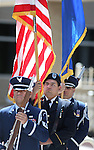Images from the 2016 Flag Day & Army Birthday ceremony at the Capitol in Carson City, Nev., on Tuesday, June 14, 2016.<br />Photo by Cathleen Allison