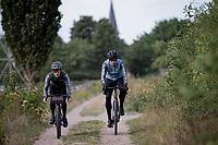 photoshoot Peloton de Paris cycling apparel<br /> fall 2020 collection<br /> <br /> shot in Belgium<br /> by ©kramon
