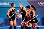 Olivia Merry. Women's Pool B match between New Zealand and Japan, Oi Hockey Stadium, Tokyo, Japan, Monday 26 July 2021. <br /> Photo: AlishaLovrich/HockeyNZ/www.bwmedia.co.nz