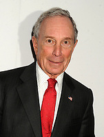 NEW YORK, NY - DECEMBER 17: Michael Bloomberg attends Jazz at Lincoln Center's Ertegun Atrium and Ertegun Hall of Fame grand reopening at Jazz at Lincoln Center on December 17, 2015 in New York City<br /> <br /> People:  Michael Bloomberg