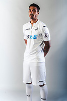 Friday  15 July 2016<br />Pictured: Kyle Naughton <br />Re: Swansea City FC  Joma Kit photographs for the 2016-2017 season