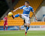 St Johnstone FC… Season 2016-17<br />Michael Coulson<br />Picture by Graeme Hart.<br />Copyright Perthshire Picture Agency<br />Tel: 01738 623350  Mobile: 07990 594431