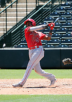 Adrian Rondon - Los Angeles Angels 2019 extended spring training (Bill Mitchell)