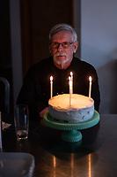 Grandpa Jack's Birthday Cake