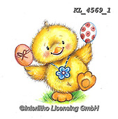 EASTER, OSTERN, PASCUA, paintings+++++,KL4569/1,#e#, EVERYDAY ,chicks,chicken ,sticker,stickers