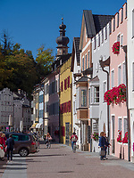 Altstadt von Bruneck, Region Südtirol-Bozen, Italien, Europa<br /> historic centre of Bruneck, Region South Tyrol-Bolzano, Italy, Europe