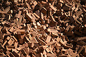01/10/15<br /> <br /> Waste bricks waiting to be recycled into other building blocks.<br /> <br /> ***Full story here:  http://www.fstoppress.com/articles/london-bricks/  ***<br /> <br /> Triathletes have recently coined the term 'brick workout' to describe their gruelling training regime when running, following tough sessions on their bicycles.<br /> <br /> But one group of workers have been using their very own 'brick workout' for decades, without the need for lycra, personal trainers or lightweight bicycles.<br /> <br /> But one group of workers have been using their very own 'brick workout' for decades, without the need for lycra, personal trainers or lightweight bicycles.<br /> <br /> These men, 21 on every shift, each pick-up, inspect, and re-stack 18,000 London Bricks every day.<br /> <br /> One brick weighs 2 kg – so each man lifts the equivalent of almost 40 tons every day at the brick works, near Peterborough, where 2.8 million bricks are made each week.<br /> <br /> All Rights Reserved: F Stop Press Ltd. +44(0)1335 418365   www.fstoppress.com.