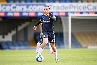 Kyle Taylor, Southend United in action during Southend United vs Exeter City, Sky Bet EFL League 2 Football at Roots Hall on 10th October 2020