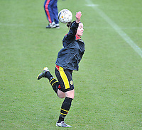 Russia U19 - Belgium U19 : Elien Van Wynendaele.foto DAVID CATRY / Nikonpro.be