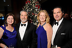 From left: Sharon and Mark Schwartz with Sally and Roman Reed at the Trees for Hope Gala at the Omni Hotel Friday Nov.13, 2015.(Dave Rossman photo)
