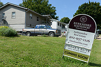 USA, Nebraska, Omaha, Berkshire Hathaway HomeServices is a real estate brokerage network of Berkshire Hathaway Inc., the holding enterprise of Warren Buffet