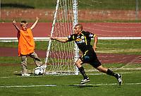 081129 NZFC Football - Wellington v Auckland
