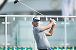 Grégory Havret of France tees off the first hole during the Pro-Am golf tournament of the 58th UBS Hong Kong Open as part of the European Tour on 07 December 2016, at the Hong Kong Golf Club, Fanling, Hong Kong, China. Photo by Marcio Rodrigo Machado / Power Sport Images