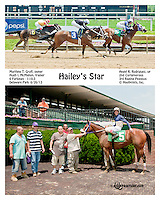 Hailey's Star winning at Delaware Park on 6/27/13