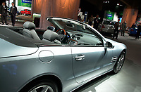 Luxury car show 2002<br /> <br /> photo : (c)  Images Distribution