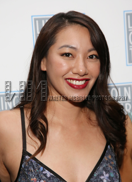 Jenelle Chu attends the Opening Night After Party for the Lincoln Center Theater Production of 'Junk' on November 2, 2017 at Tavern On The Green in New York City.