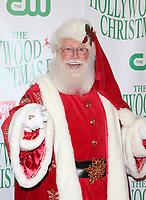 HOLLYWOOD, CA - NOVEMBER 26: Santa Clause, at 86th Annual Hollywood Christmas Parade at Hollywood Blvd in Hollywood, California on November 26, 2017. Credit: Faye Sadou/MediaPunch /NortePhoto NORTEPHOTOMEXICO
