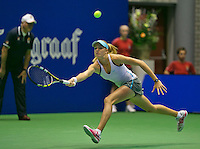 18-12-13,Netherlands, Rotterdam,  Topsportcentrum, Tennis Masters, , Indy de Vroome (NED), Photo: Henk Koster