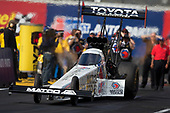 24-26 February 2017, Chandler, Arizona, USA, Antron Brown, Matco Tools, Top Fuel Dragster © 2017, Jason Zindroski