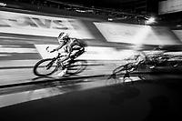 Tosh Van der Sande (BEL/Lotto-Soudal)<br /> <br /> zesdaagse Gent 2019 - 2019 Ghent 6 (BEL)<br /> day 3<br /> <br /> ©kramon