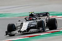 15th November 2020; Istanbul Park, Istanbul, Turkey; FIA Formula One World Championship 2020, Grand Prix of Turkey, Race Day;   10 Pierre Gasly FRA, Scuderia AlphaTauri Honda