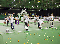 11-02-13, Tennis, Rotterdam, ABNAMROWTT, Sport Plaza,