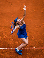 Paris, France, 29 May, 2018, Tennis, French Open, Roland Garros, Maria Sharapova (RUS)<br /> Photo: Henk Koster/tennisimages.com