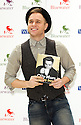 Olly Murs at a book signing for his new book Happy Days at Bluewater shopping centre in Kent, Monday, 29th October 2012. Photo by: i-Images/ DyD Fotografos