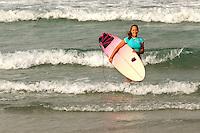 BDO - Tax Manager and surfer Laura Guptill.