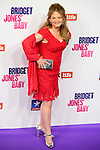"""The director of the film, Sharon Maguire attends to the premiere of """"Bridget Jones, Baby"""" at Kinepolis in Madrid. September 09, Spain. 2016. (ALTERPHOTOS/BorjaB.Hojas)"""