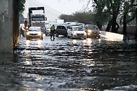 05.07.2019 - Alagamento na Marginal Tietê em SP