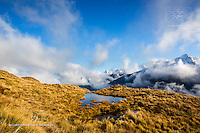 There is nothing better than clearing skies after days of rain, this was a classic case of right place right time for photographer Christopher Thompson, capturing such astounding views from a plateau opposite the Darran Mountains and high above the Hollyford River, whilst completing the Routeburn Track hike.