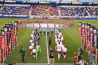 New York Red Bulls vs San Jose Earthquakes April 14 2012