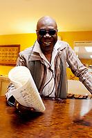 Manu DIBANGO 2004/12 Credit : Beaucardet/DALLE