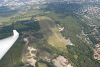Segelflug, Segelflugplatz Boberg, Boberg, Hamburg