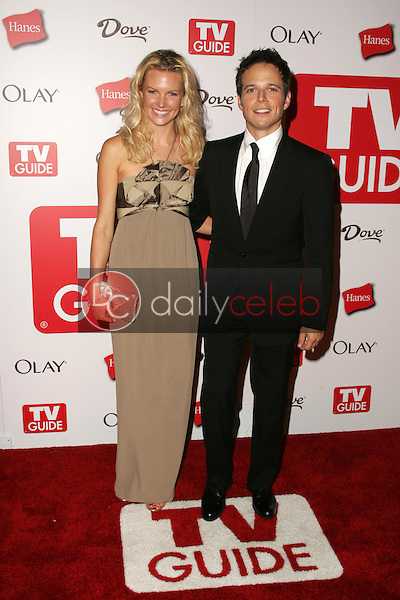 Kelly Limp and Scott Wolf<br />at the TV Guide Emmy After Party. Social, Hollywood, CA. 08-27-06<br />Dave Edwards/DailyCeleb.com 818-249-4998