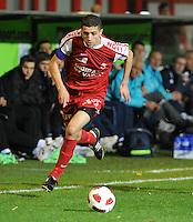 KV Kortrijk : Karim Belhocine.foto VDB / BART VANDENBROUCKE