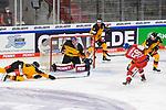 Eishockey: Deutschland – Tschechien am 01.05.2021 in der ARENA Nürnberger Versicherung in Nürnberg<br /> <br /> Save von Deutschlands Torhüter Andreas Jenike (Nr.92) gegen Tschechiens Rudolf Cerveny (Nr.58)<br /> <br /> Foto © Duckwitz/osnapix/PIX-Sportfotos *** Foto ist honorarpflichtig! *** Auf Anfrage in hoeherer Qualitaet/Aufloesung. Belegexemplar erbeten. Veroeffentlichung ausschliesslich fuer journalistisch-publizistische Zwecke. For editorial use only.